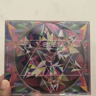 Album 2NE1 CRUSH ORI