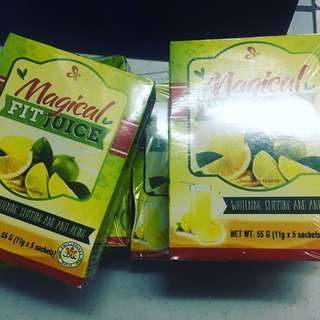 Magical FIT JUICE (5sachets) for 5days
