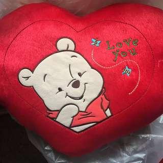 Baby Pooh Cushion