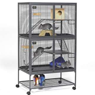 MidWest Critter Nation Two Tier Cage