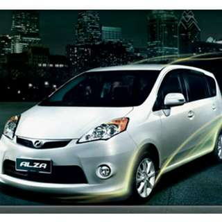 Alza For Grab Rental