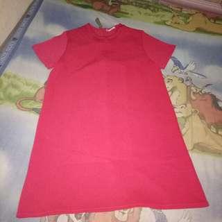 Pink Dress Basic