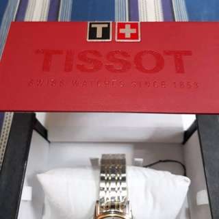 Authentic Tissot Watch