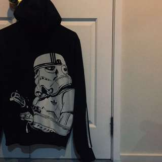 ADDIDAS x STAR WARS ZIP UP HOOD