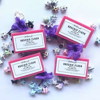 ROSEHIP FLUSH BEAUTY BAR