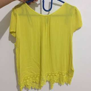 Yellow Forever21