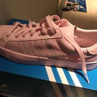 Adidas Countvantage Us9.5 粉紅