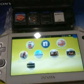 Selling PS Vita 2006 Lime Green