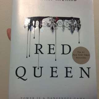 Red Queen (Victoria Aveyard) Original, Eng version.