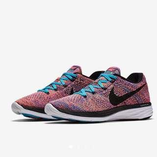 bbe894809938 Nike Flyknit Lunar3 Women s Training Running Shoes