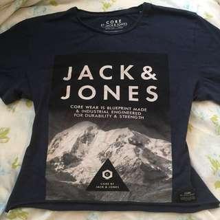 Jack & Jones custom made.