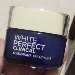 REPRICE Loreal White Perfect Clinical Night