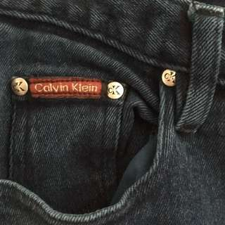 Calvin Klein High Waisted jeans