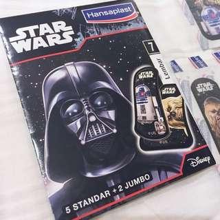 Hansaplast Star Wars