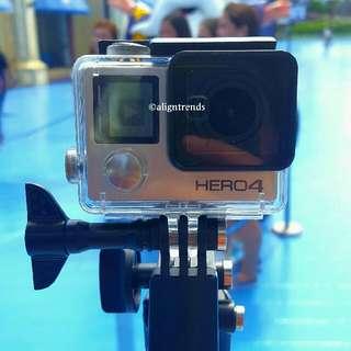 GoPro Hero 4 Rent