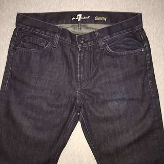 Men's 7 For All Mankind Jean- S32