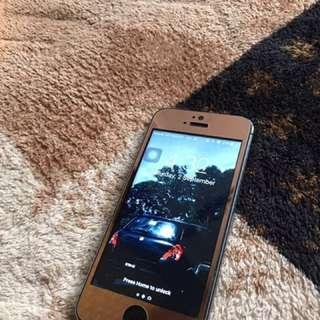 IPHONE 5S 64GB MYSET (full set)