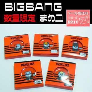 罕 正版KRUNK x Big Bang 數量限定擺設 (Bang Bang Bang Ver.)
