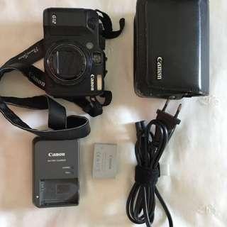 [Sold] Canon G12 Camera