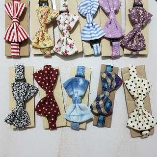Handmade Pet Bowties