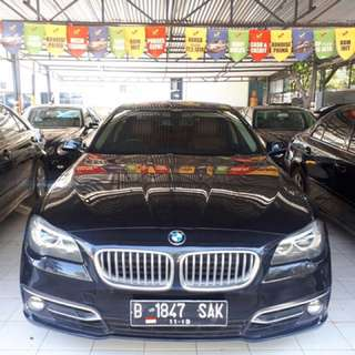 Bmw 520i 2014 Luxury