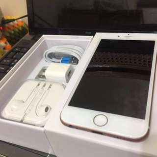 iphone 6S rosa gold 16G
