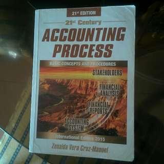 Accounting Process 2015 by Zenaida Vera Cruz-Manuel