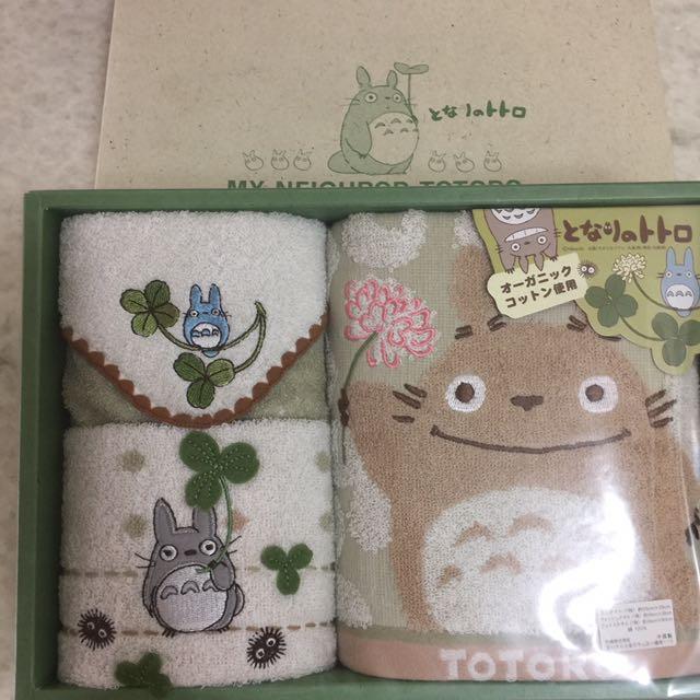 豆豆龍毛巾禮盒