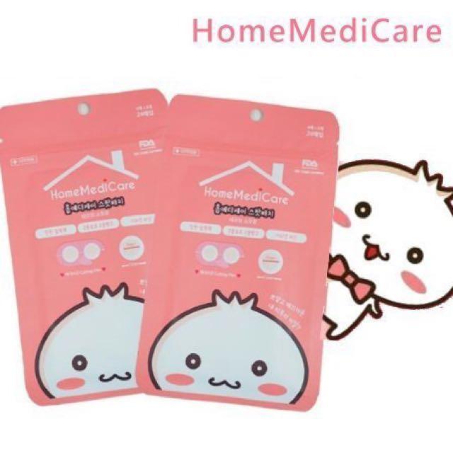 韓國正品 HomeMediCare 連根拔起隱形痘痘貼 #一百元美妝