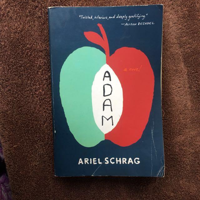 Adam By Ariel Schrag