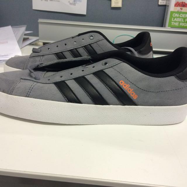 "Adidas Neo VL Court ""Grey"""