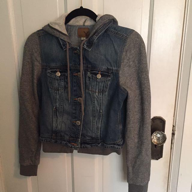 AE Jean Jacket/Sweater