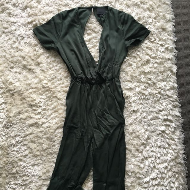 CLEARANCE! Alice In The Eve Jumpsuit