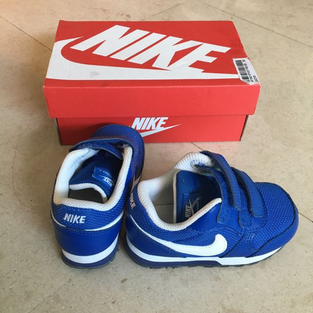 Almost BN authentic nikes for babies