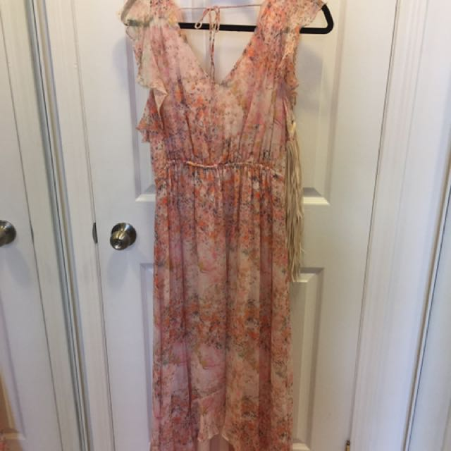 Anthropologie Summer dress