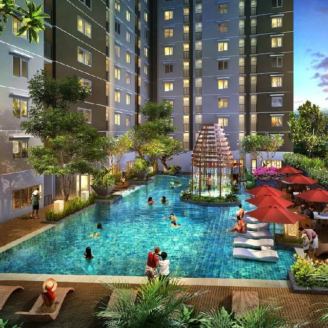 Apartemen Bassura City 2 BEDROOM