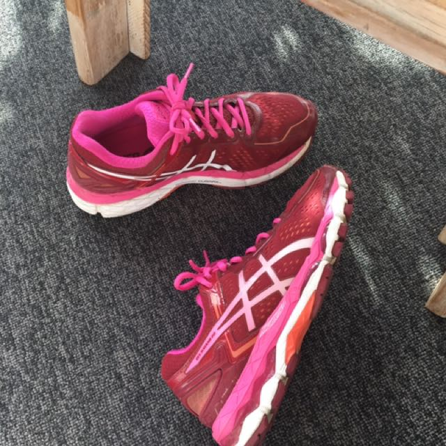 Asics Gel Kayano for women US 7