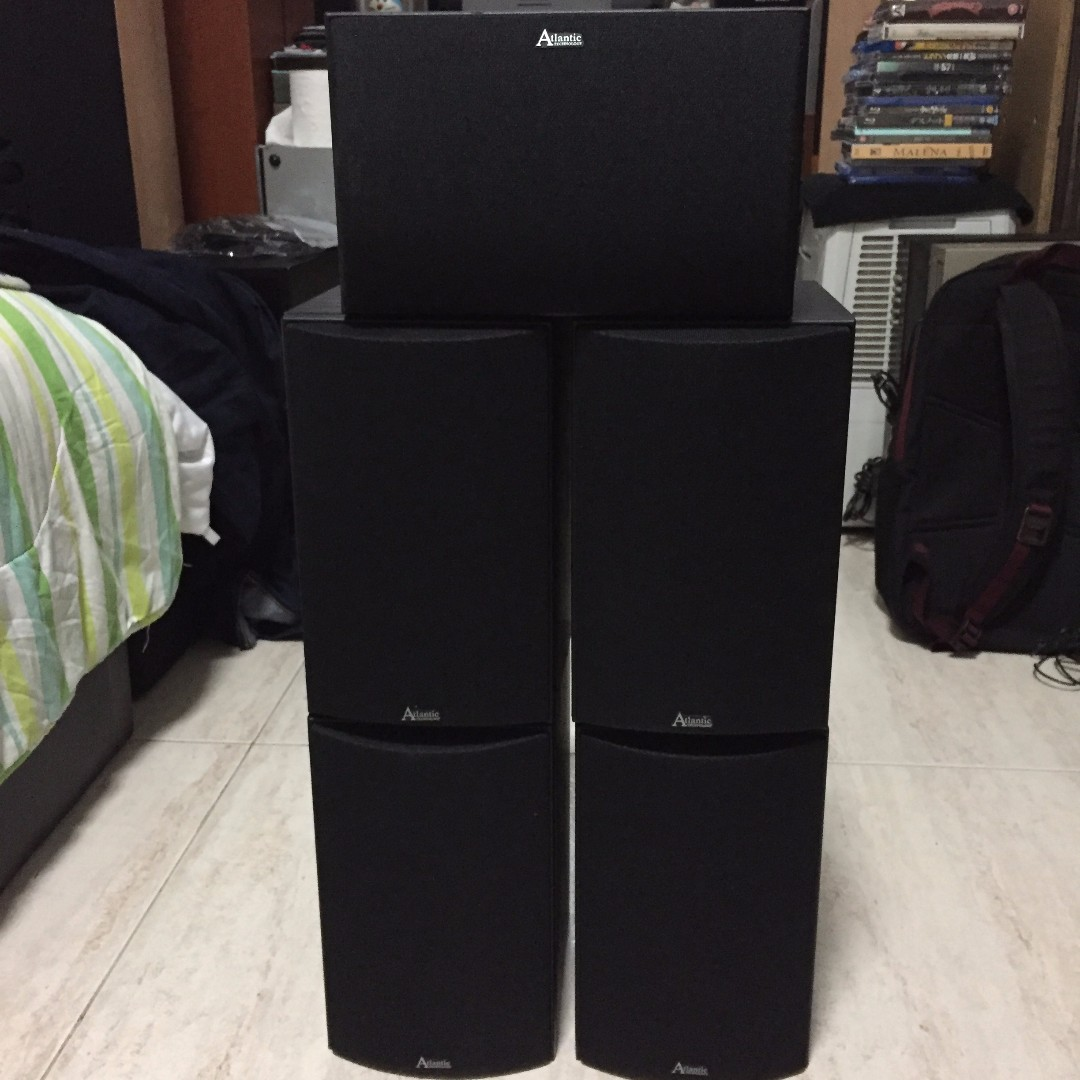 Atlantic Technology 221 LR Home theater Speakers System