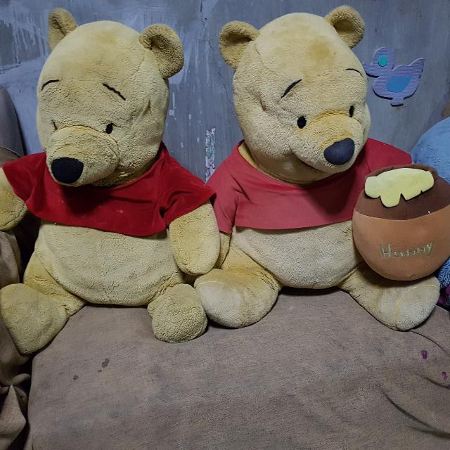 Authentic Pooh