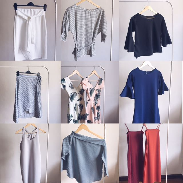 available items on @yanisfinds