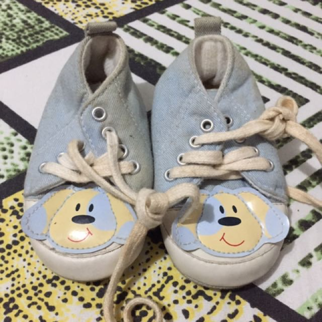 two pieces Baby shoes