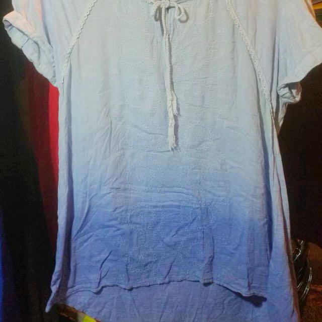 Boho Ombre Shirt