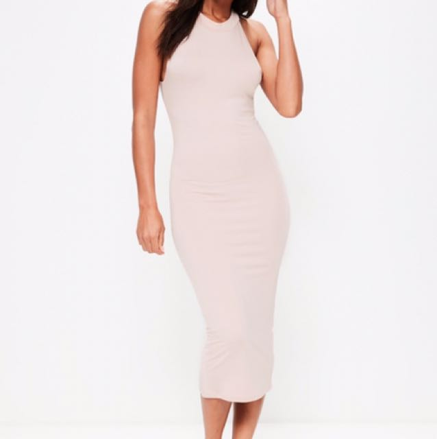 Brand New Missguided Bodycon dress Pink