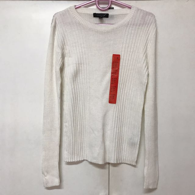 Brand New White Atmosphere Long Sleeves (bought in UK)