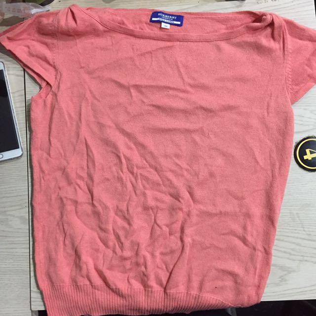 正品Burberry T-shirt