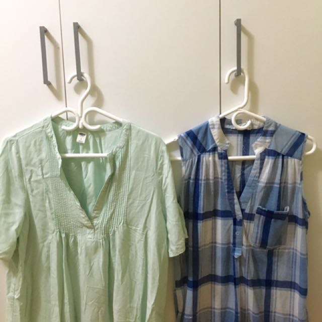 Buy 1 Take 1: Old Navy Mint (L)| Urban (M)