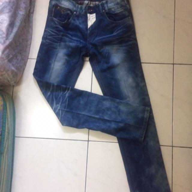 Celana Jeans Pria   Men Trousers