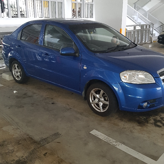 Chevrolet Aveo 1 4m Ropc Cars Cars For Sale On Carousell