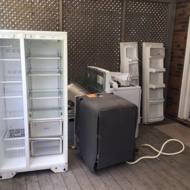 Complete Appliances renovation sale