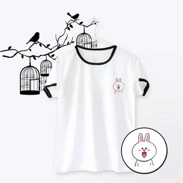 Cony white rengertee T-shirt